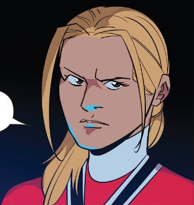 Lauren Shiba/2016 comic
