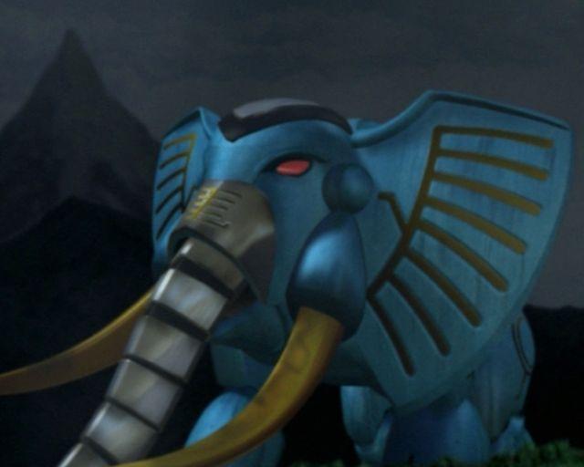Elephant Wildzord