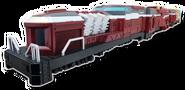 Ressha diesel