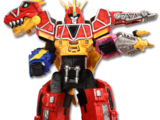 Dino Charge Megazord