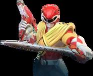 BTFG Armored Red Ranger