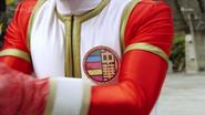 China Red's logo