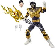 Gold Zeo Ranger Lightning Collection