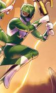 MMPR Black Green Ranger