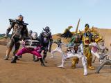 Goldar Maximus' Army