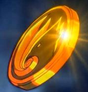 Blazing Phoenix Power Coin