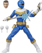 Blue Zeo Ranger Lightning Collection