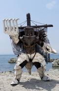 KSR-Ghost Ship Minosaur