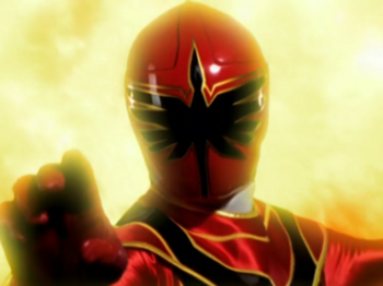 Red Mystic Ranger