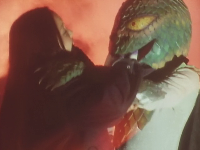 Ep. 77: Black Fear!! The Bloodsucking Snake-Woman