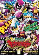 Kyoryuger DVD Vol 6