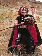 Witch Mask Fullbody