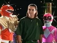 MMPR - Alpha's Magical Christmas - I'll Be Home for Christmas