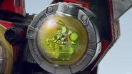 Tenbin Voyager Cockpit