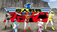 Choujin Sentai Jetman in Super Sentai Legacy Wars