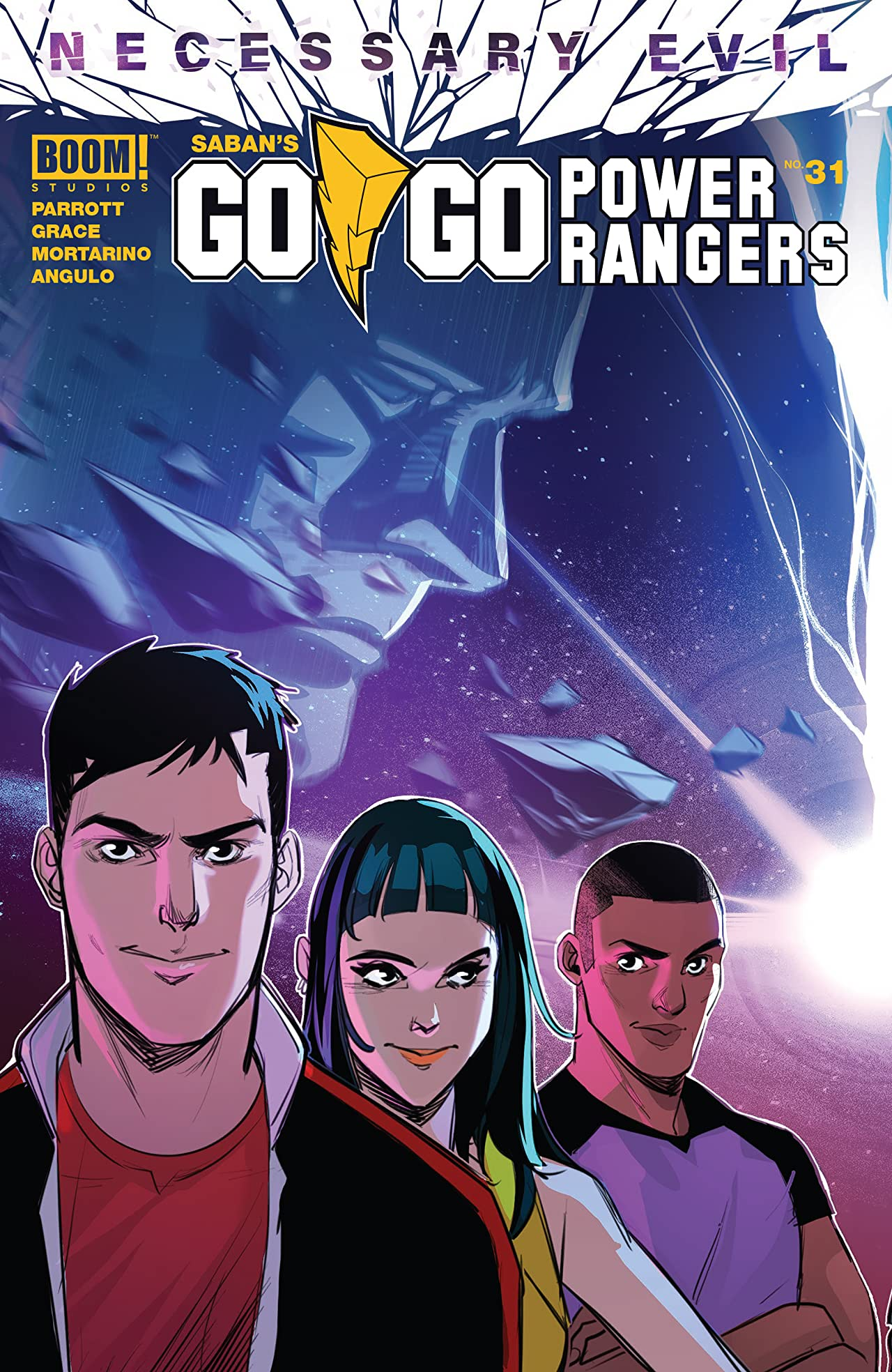 Go Go Power Rangers Issue 31