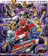 Go-Busters Blu-ray Vol 11