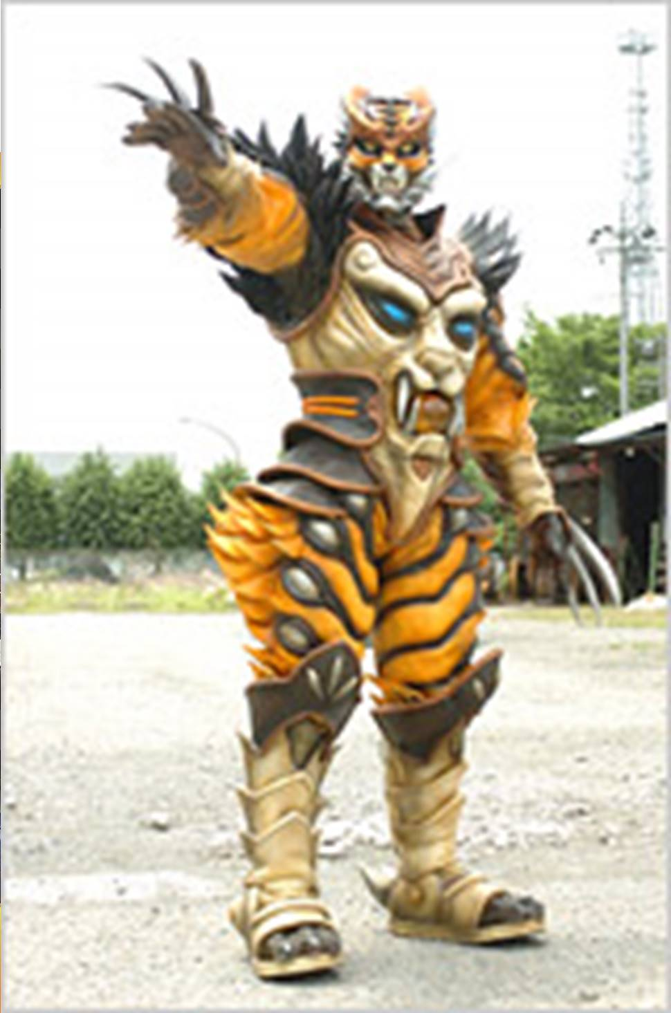 Grand Beast Rei