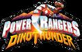Power Rangers Dino Thunder S12 Logo