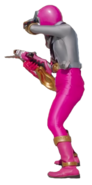 Sonic Key Pink