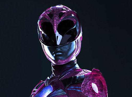Cenozoic era Pink Ranger