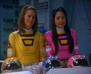Ashley & Cassie TT