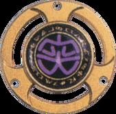 NSH-Kabuto Spear Shinobi Medal