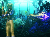 Dino Fury Gold