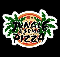Jungle Karma Pizza logo