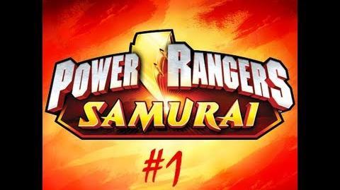 Могучие самураи Рейнджеры