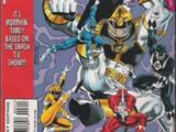 Mighty Morphin Power Rangers (Marvel) Vol. 1 Issue 3
