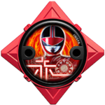 Time Force Red Ninja Power Star.png