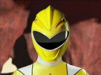 Yellow Dino Ranger Morph 1