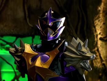 Knight Wolf