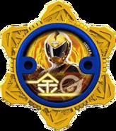 RPM Gold Ninja Power Star