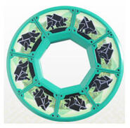 Shinken-disc-green