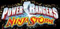 Power Rangers Ninja Storm logo