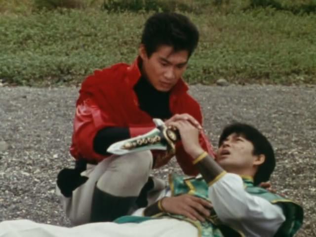 Comparison:Ep. 42: Burai Dies... vs. The Green Candle
