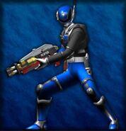 DekaBlue SWAT (Dice-O).