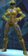 Legacy Wars Yellow Ranger 2017 Movie