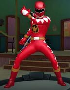 Legacy Wars Red Dino Ranger