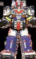 Mega Voyager (In Space & Megaranger)