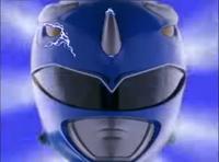 Mighty Morphin Blue Ranger Morph S3