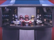 Turboranger Robo cockpit