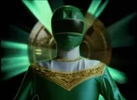 Green Zeo Ranger Morph 2