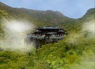 16 Пай шуа с высоты гор