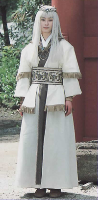 Gao Priestess Murasaki
