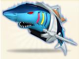Jungle Fury Shark Ranger