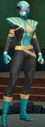 Legacy Wars Blue Omega Ranger