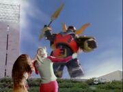 Maya, Kendrix and Defender Torozord.jpg